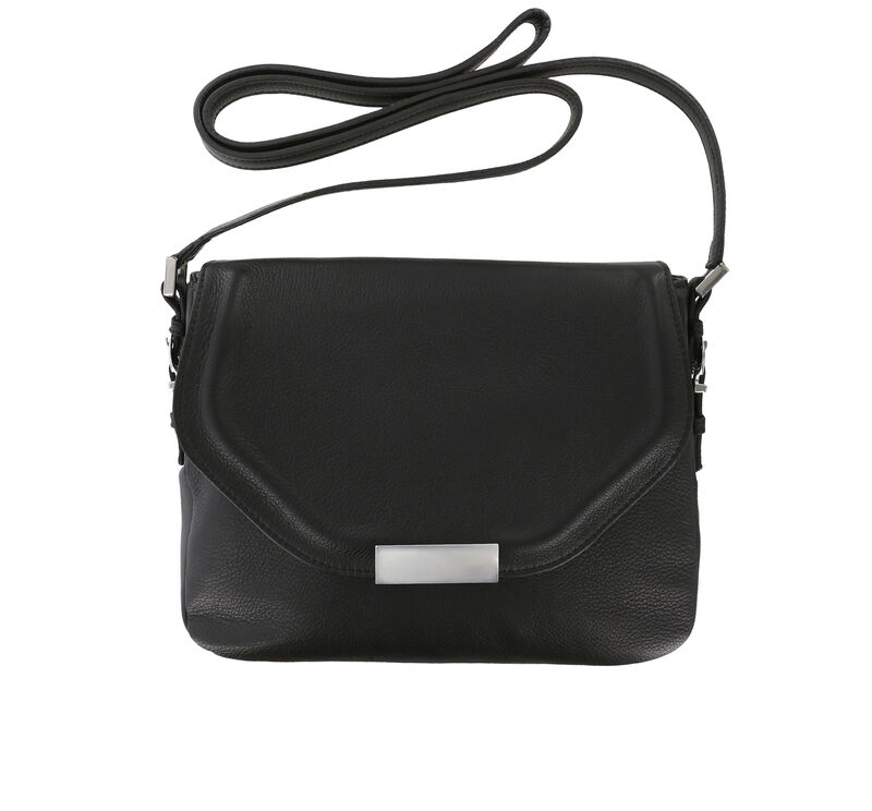 Camille Black Bag View