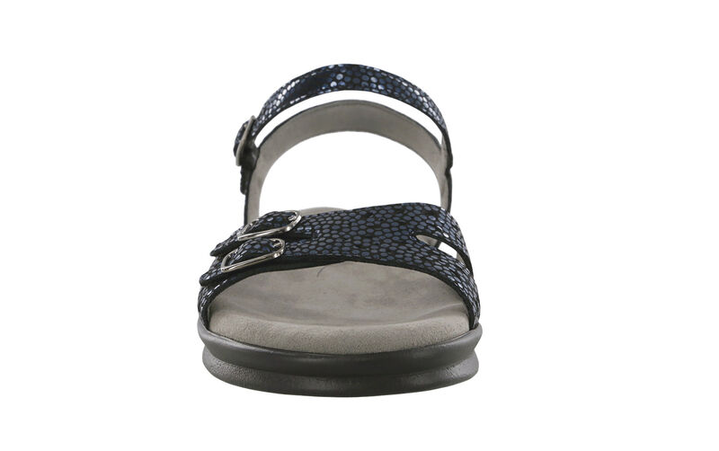Duo Navy Perla Right Front View