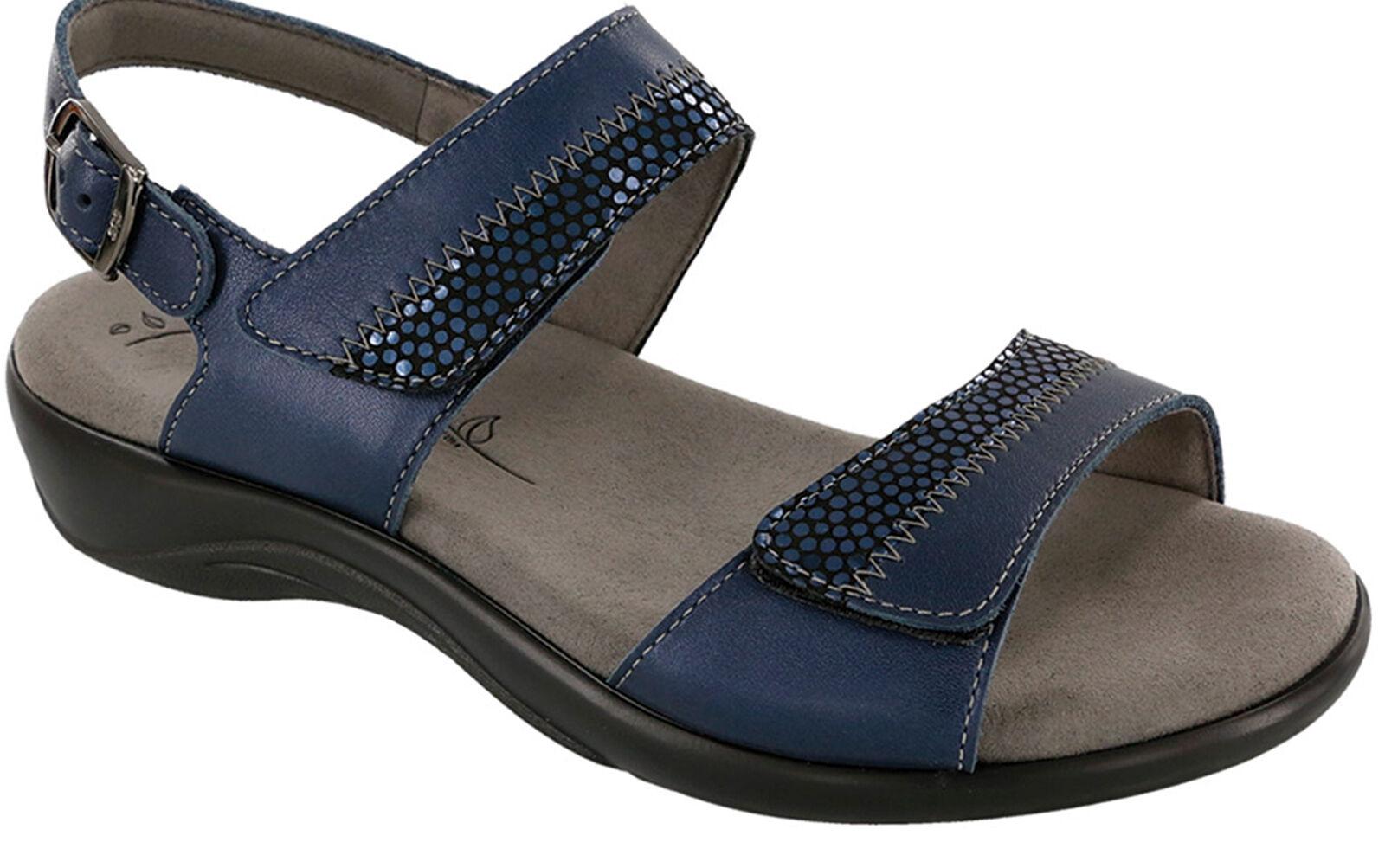Nudu Heel Strap Sandal   SAS Shoes