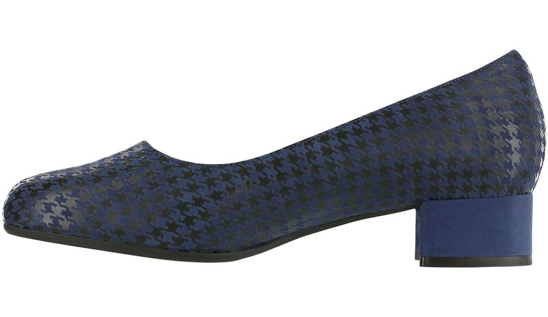 Piera Tetris Navy Right Side View