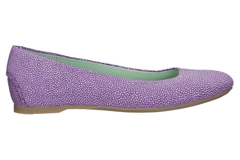 Lacey Slip On Loafer, Purple, large