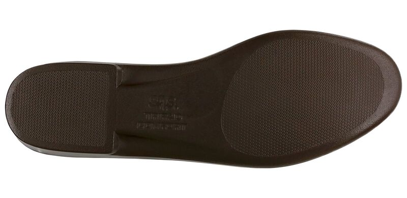 Metro Taupe-Linen Web Left Sole View