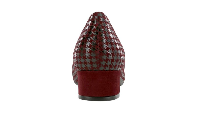 Piera Tetris Bordo Right Rear View