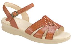 Huarache Quarter Strap Sandal