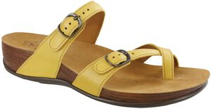 Shelly Toe Loop Slide Sandal