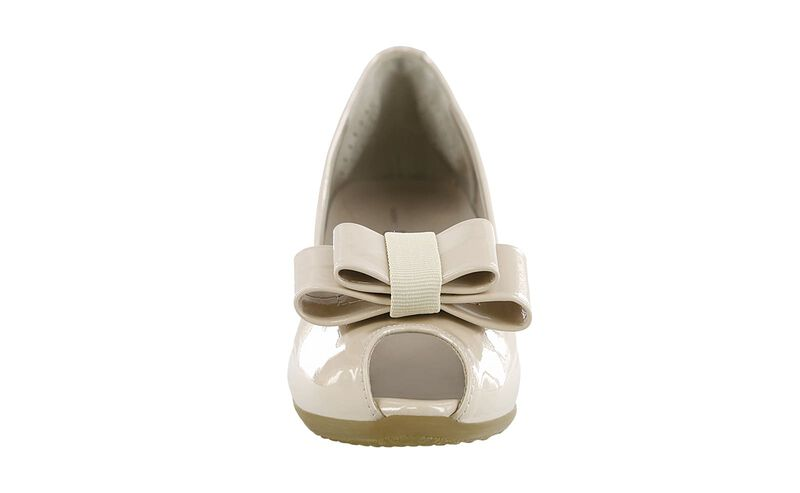Ava Peep Toe Wedge, , large