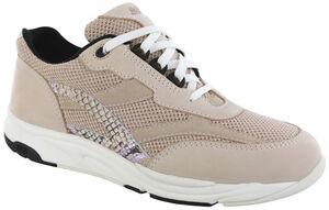 Tour Mesh Lux LTD Lace Up Sneaker