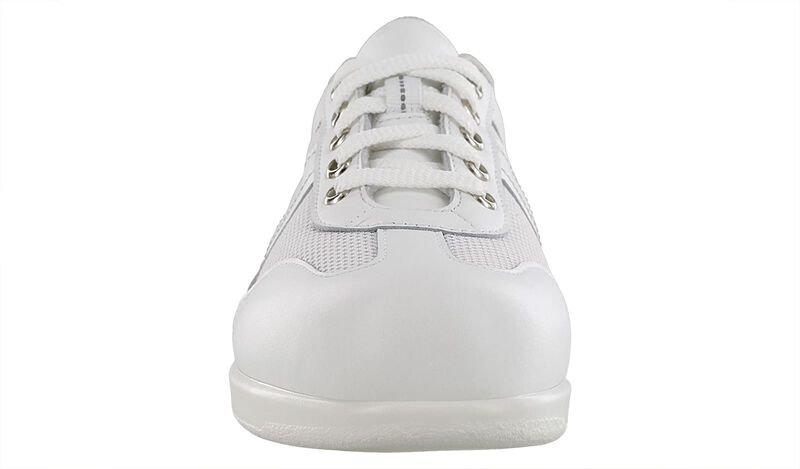 FT Mesh White Right Front View