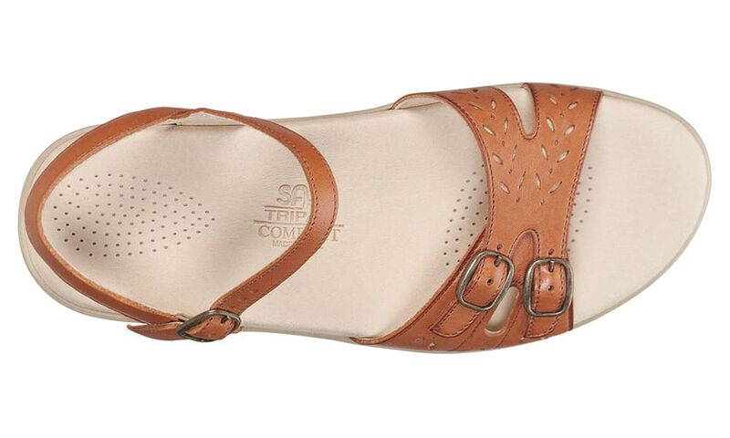 Duo Antique Tan Right Top View