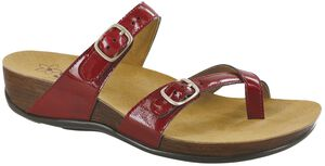 Shelly Toe Loop Slide Sandal