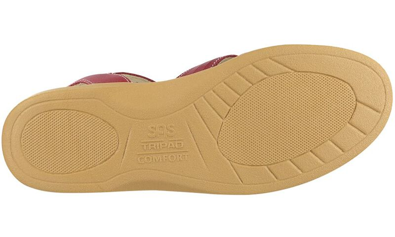 Huarache 40, Red, large