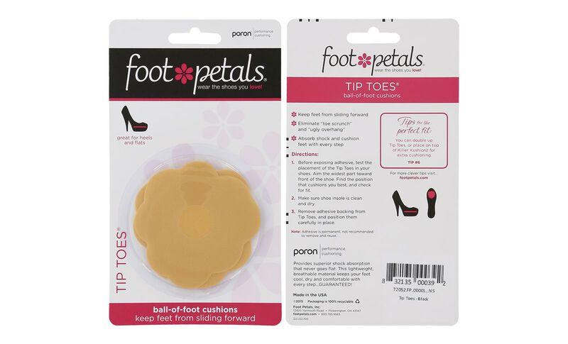 Foot Petals Tip Toes Buttercup