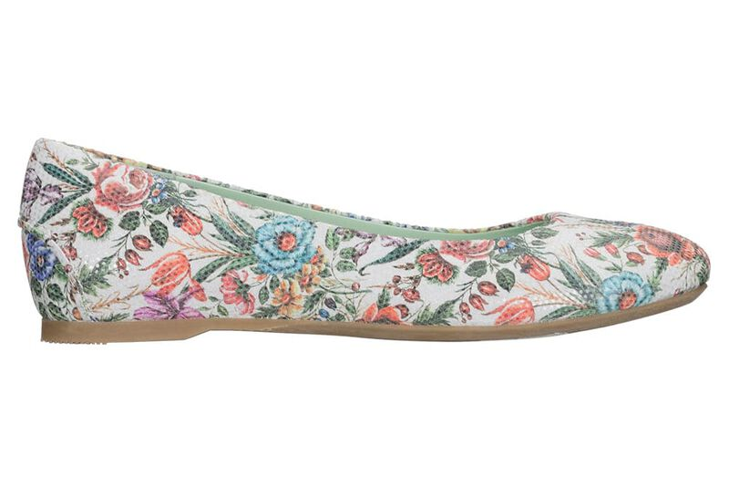 Lacey Slip On Loafer, Floral, large