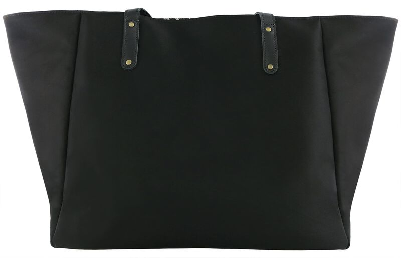 Faye DLX Black/Mamba Rear View