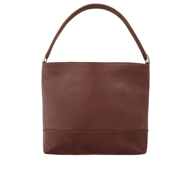 Jamie Henna Woven Bag View