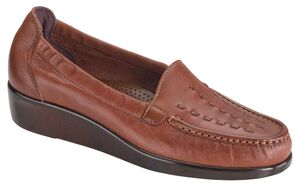 Weave Slip On Loafer
