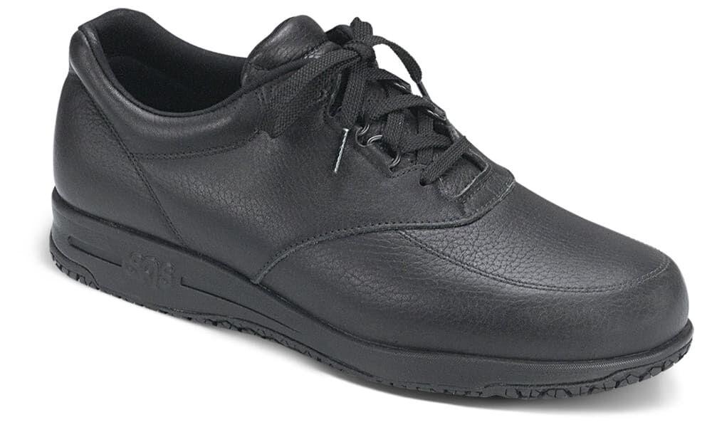 Guardian Non Slip Lace Up Shoe | SAS Shoes