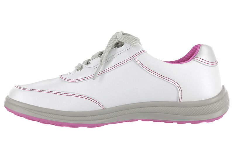 Sporty, Bianco / Pink, large