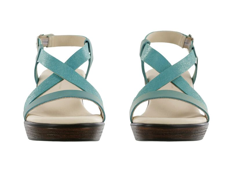Delight Turquoise Web Front View
