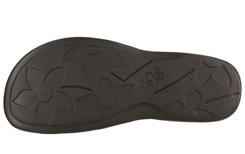 Shelly Black Left Sole View