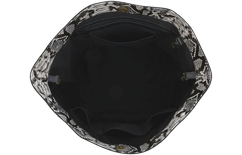 Faye DLX Black/Mamba Side View 2
