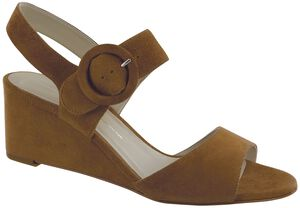 Carine Quarter Strap Wedge Sandal