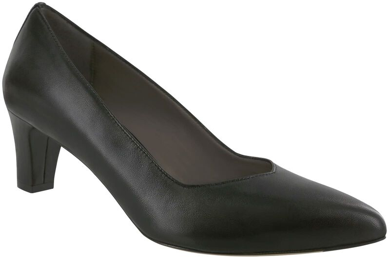 Francessa Pointed Toe Pump, , large