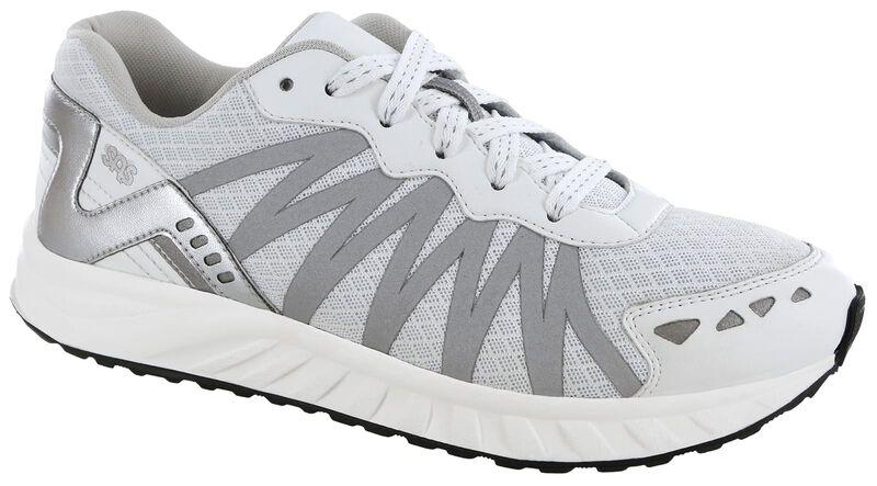 Tempo, White / Silver, large