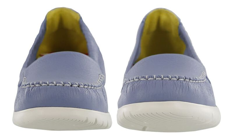 Sunny Periwinkle Pair Front View