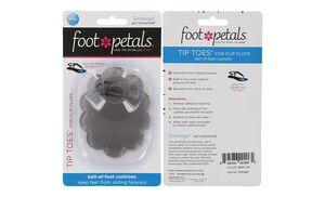 Foot Petals Flip Flops Gel