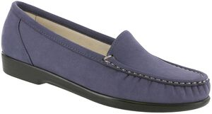 Simplify Nubuck Slip On Loafer