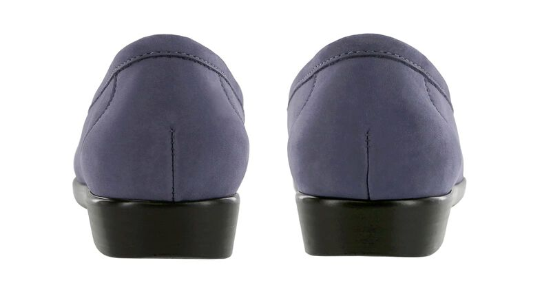 Simplify Navy Nubuck Pair Rear View