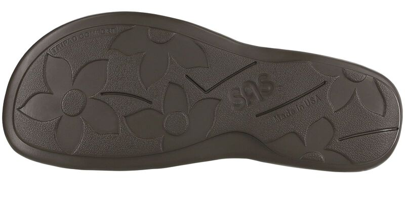 Shelly Weave Clementine Left Sole View
